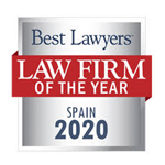 Best Firm Of The Year (Mejor Firma Laboral en España 2020)